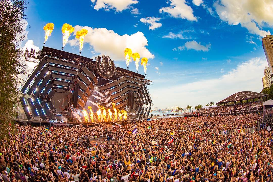 David Guetta from Ultra Music Festival 2017